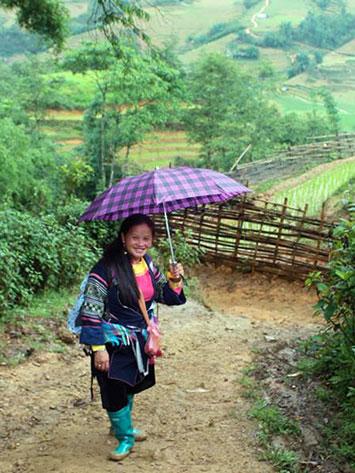 Sapa sisters guide lan