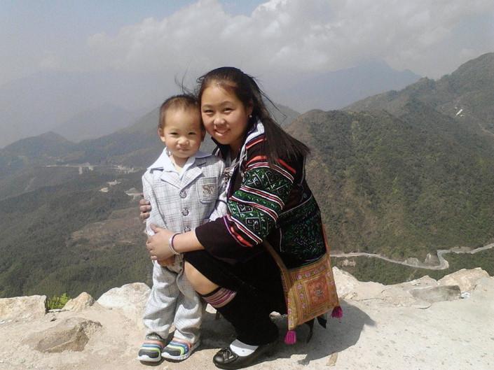 Sapa Sisters guide Mao