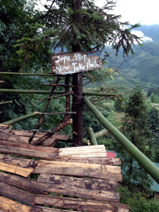 Sapa View, Stop! TakePhoto!