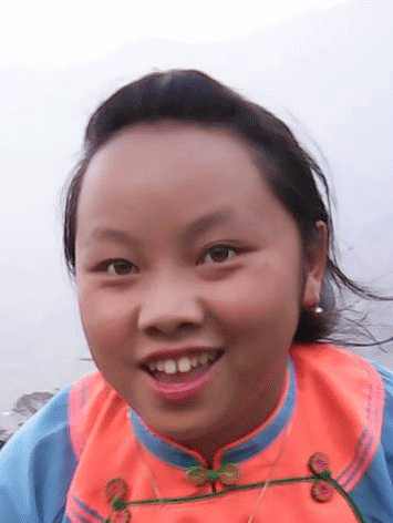Sapa sisters guide Chinh